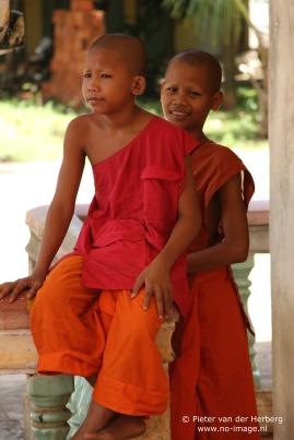 monks sitting together