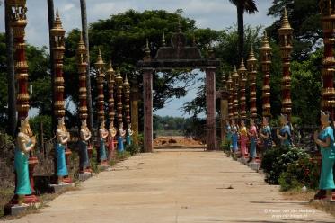 Pagoda gate tu future