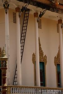 Pagoda stairs
